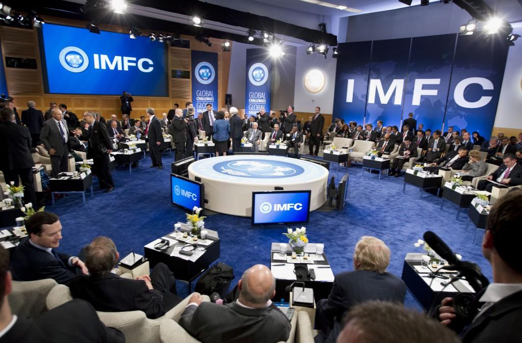 El FMI dijo que el crecimiento global aumentará a 3,6 porciento este año y a 3,9 porciento en el 2015