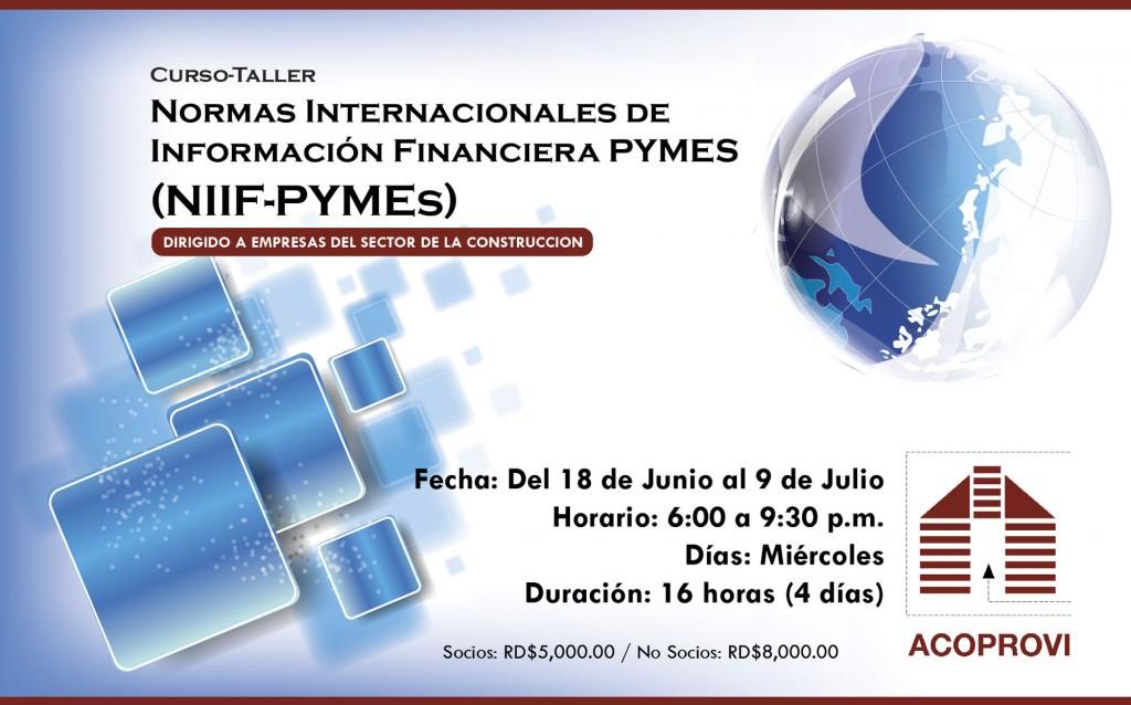 ACOPROVI-realizara-curso-taller-sobre-Normas-Internacionales-de-Información-Financiera-PYMES