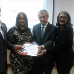 Fermin Acosta, Catalina Ferreras, Luis Antonio Bonetti y Rosabel Castillo