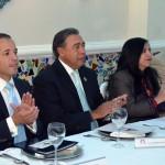 Juan de los Santos diserta sobre la alianza entre los sectores público y privado