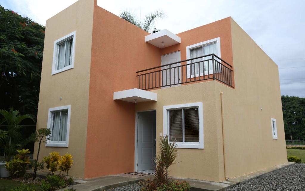 Cemex entrega primeras casas econ micas acoprovi for Modelos de casas economicas