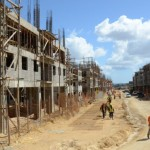 Una de las áreas donde más creció el crédito fue en construcción