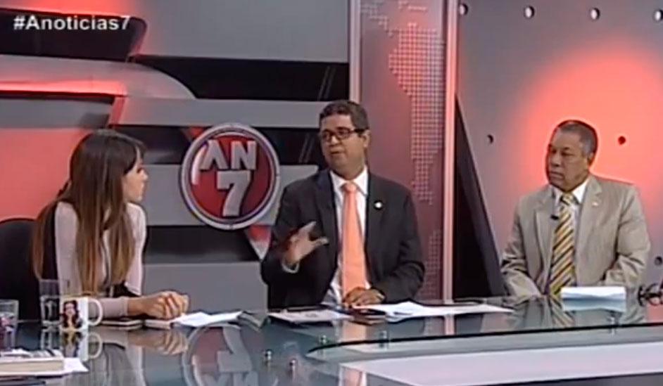(2da. parte) AN7 conversa con Hector Bretón y Roberto Carvajal miembros gerencia de ACOPROVI