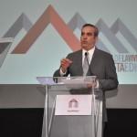 Discurso de Luis  Abinader en la V Mesa Nacional de la Vivienda