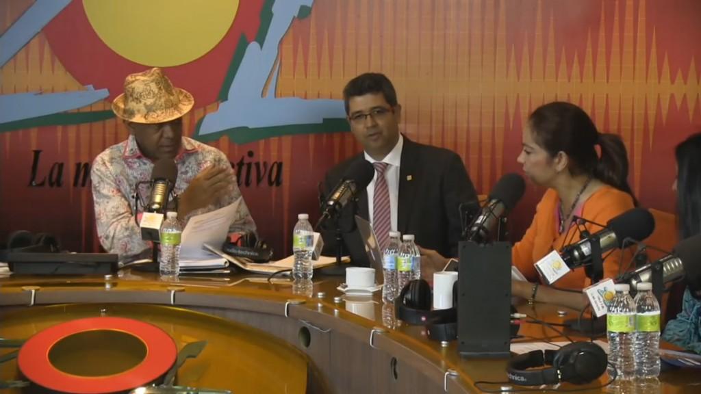 Entrevista al Ing. Héctor Bretón, Presidente de Acoprovi por ZOL 106.5 fm