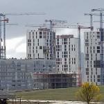 Viviendas en construccion