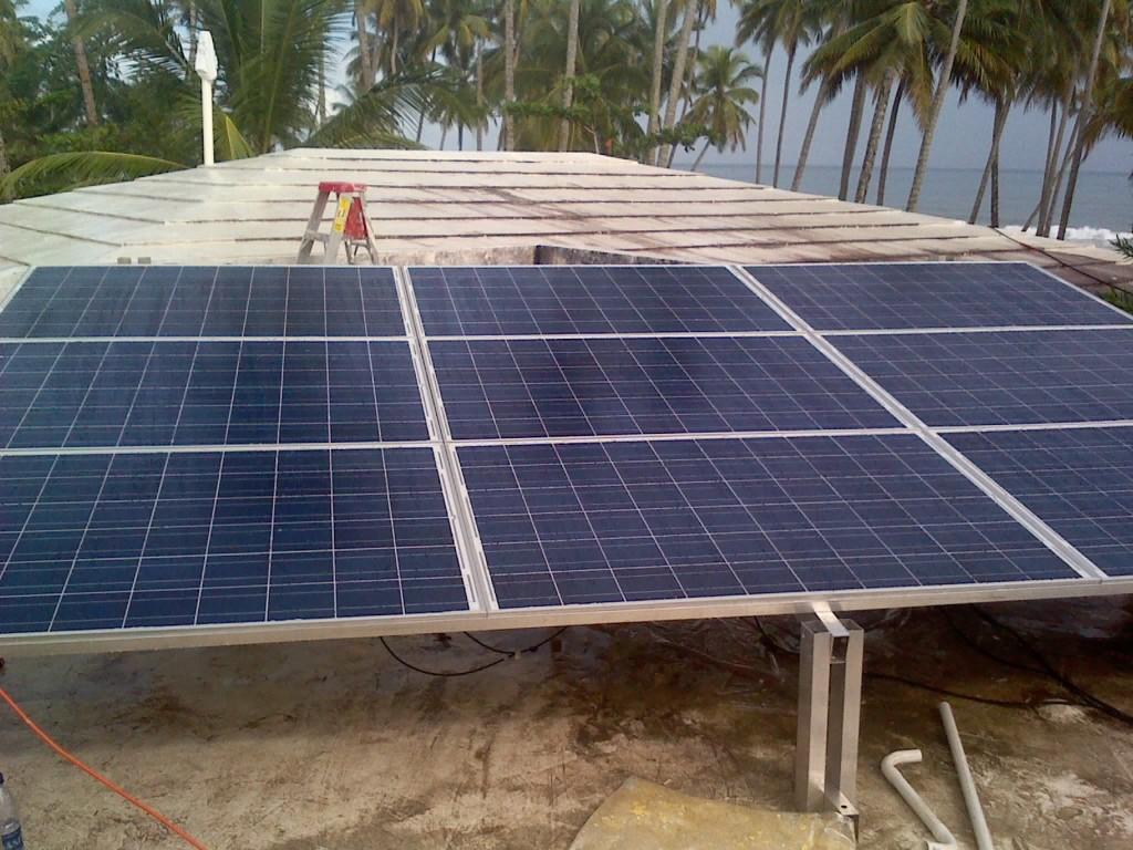 Energ 237 A Solar Con Poco Espacio En Los Edificios Acoprovi