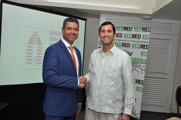 EcoRed firma convenio de colaboración Interinstitucional con ACOPROVI