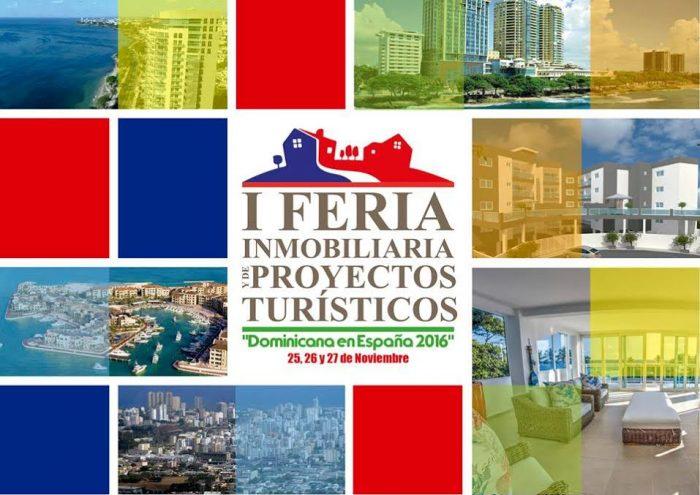 I Feria Inmobiliaria y de Proyectos Turísticos Dominicana en España 2016