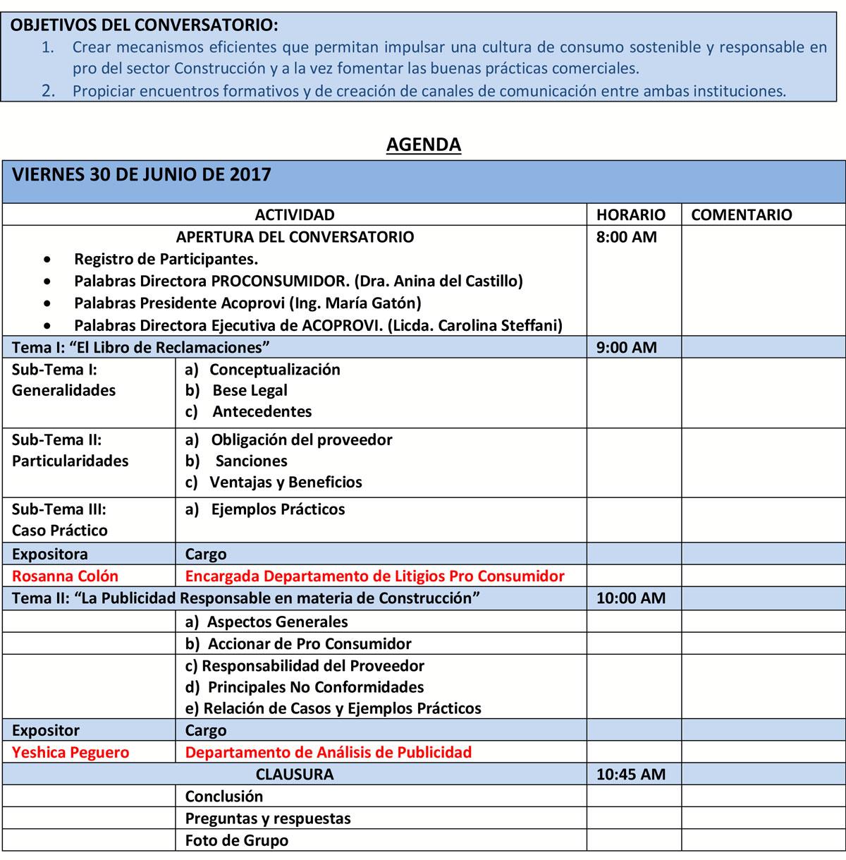 PROPUESTA-DE-AGENDA-TALLER-LIBRO-RECLAMACIONES-ACOPROVI-detalles