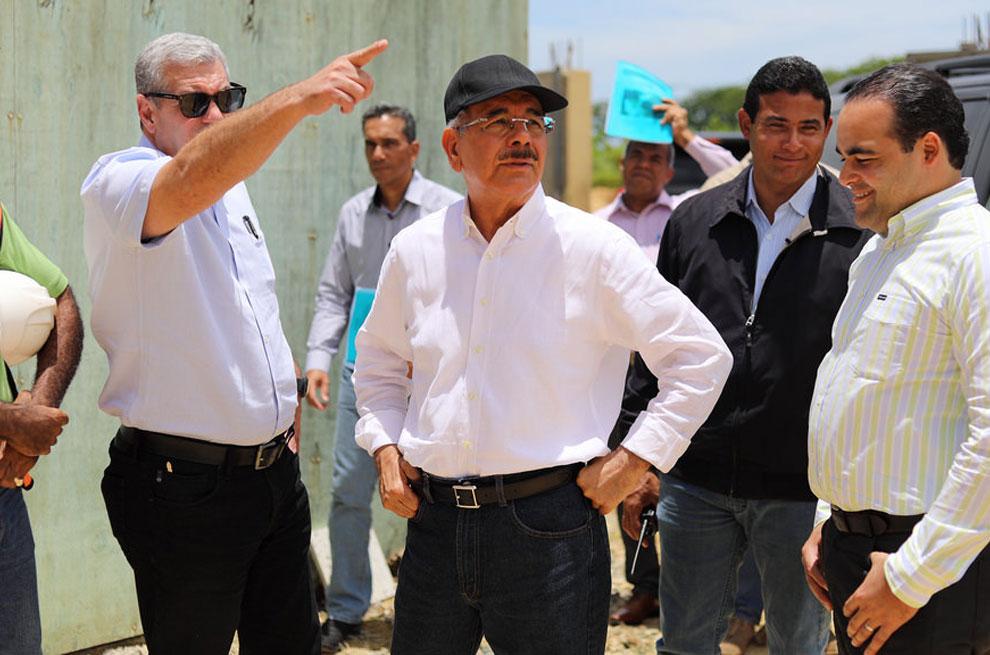 Danilo-Medina-supervisa-avances-edificaciones-Ciudad-Juan-Bosch-Santo-Domingo