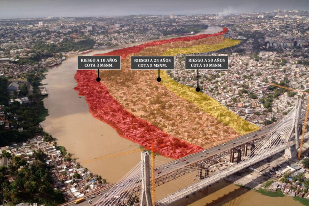 Baja capacidad de carga de suelos obliga a replantear for Suelo no urbanizable