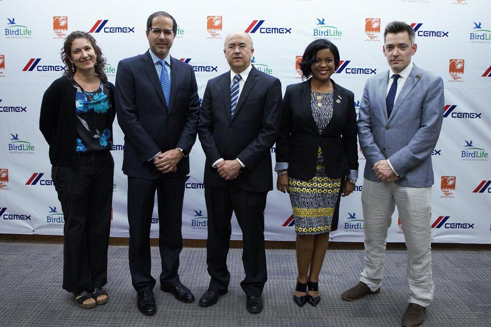 Yolanda-M.-León,-Alejandro-Ramírez,-Francisco-Domínguez-Brito,-Dania-Heredia-y-Charlie-Butt-Cemex-conservacion